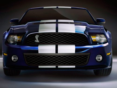 Ford Shelby GT500 – Best American Cars