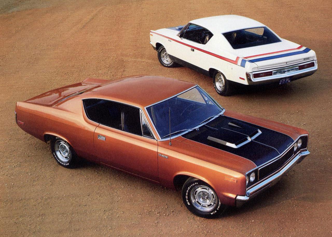 AMC Rebel 1970