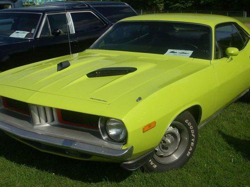 Plymouth Barracuda 1970/74