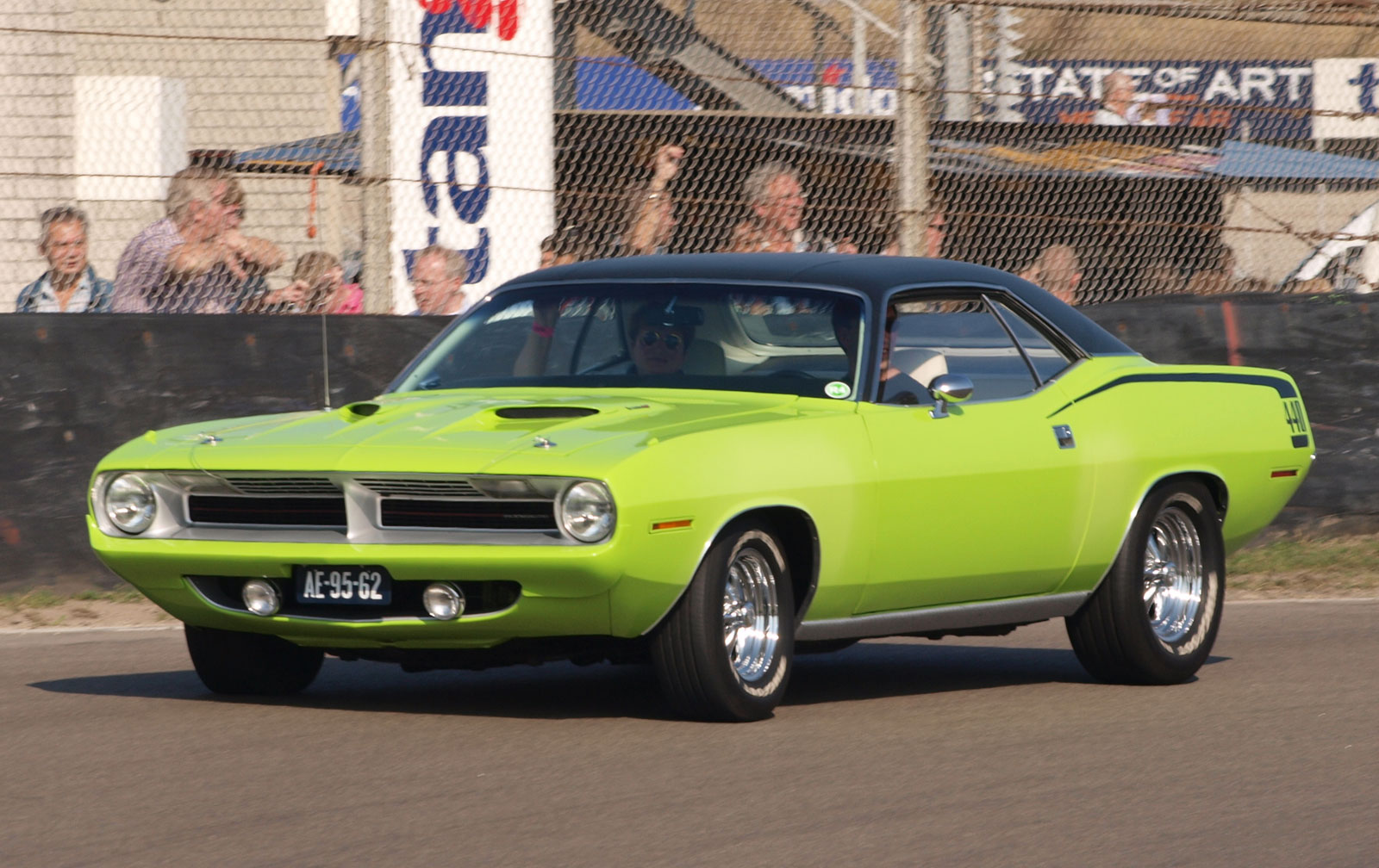 Plymouth Barracuda 1970/74