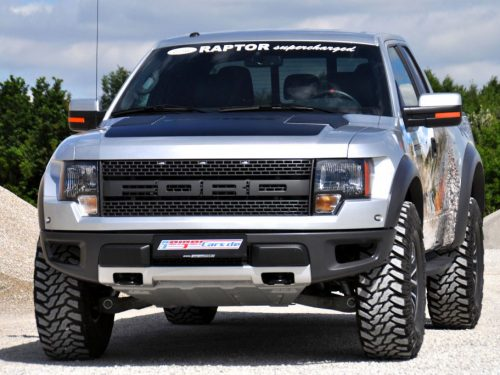 Ford Raptor 2013 – Truck