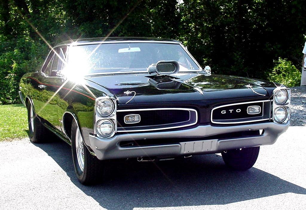 Pontiac GTO 1968