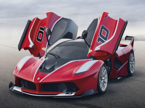 Ferrari FXX-K 2015 – Italian car