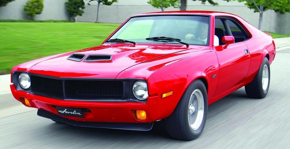 Amc Javelin 1970 Best American Cars