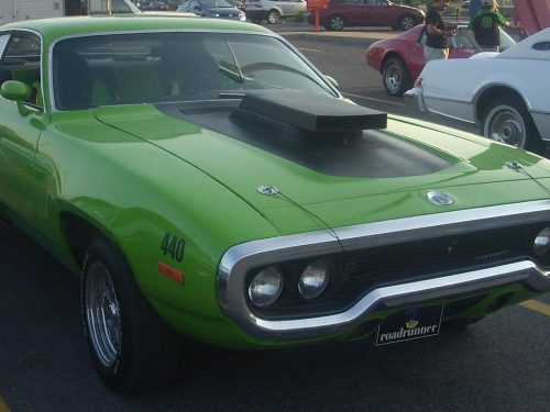 Plymouth Road Runner 1971