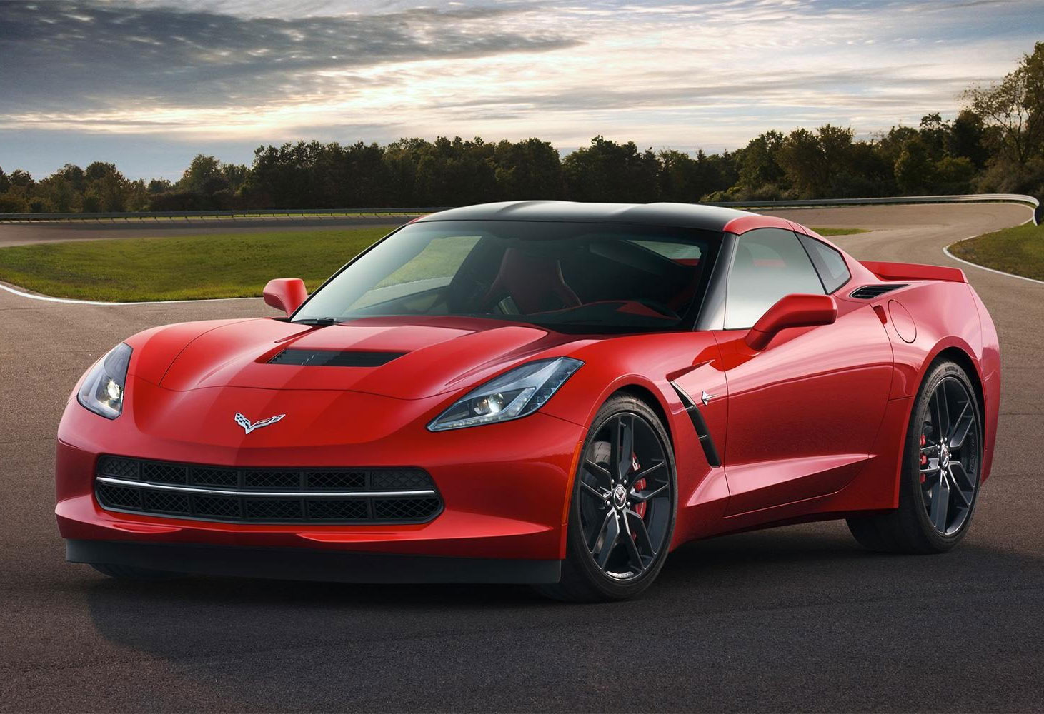 Chevrolet Corvette 2015, STINGRAY – Z06