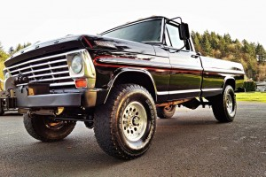 Ford F250 1969