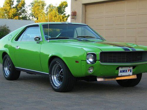AMC AMX 1968 – 1970