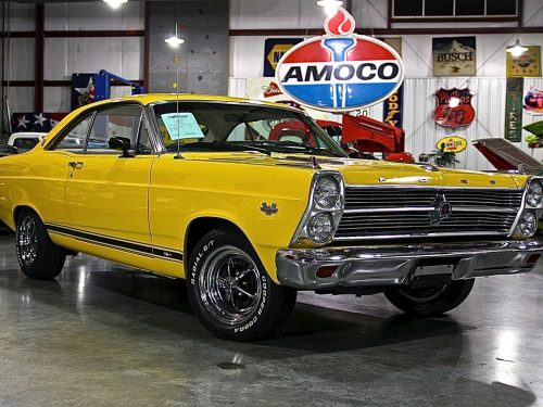 Ford Fairlane 1966 – 1967
