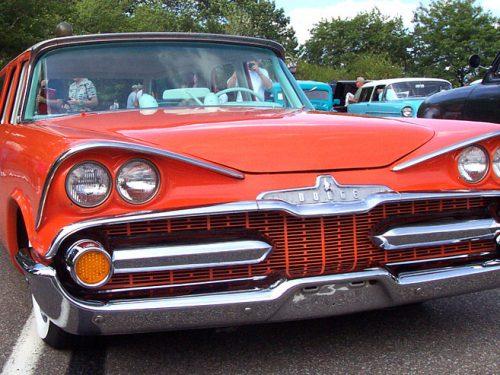 Dodge Silver Challenger 1958 – 1959