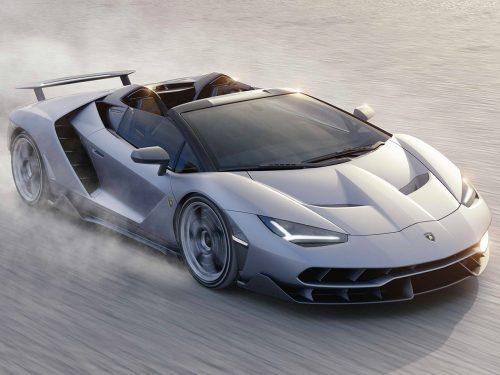 Lamborghini One Off Centenario