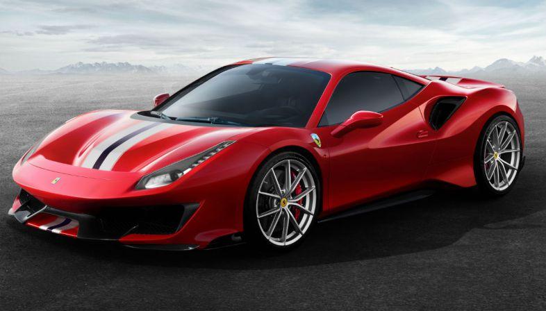 Ferrari Pista 488